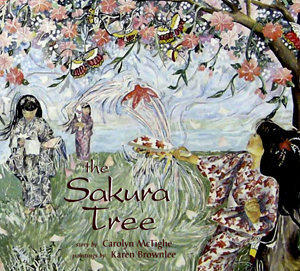 The Sukura Tree Front Book Cover