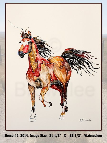 Horse Painting #1