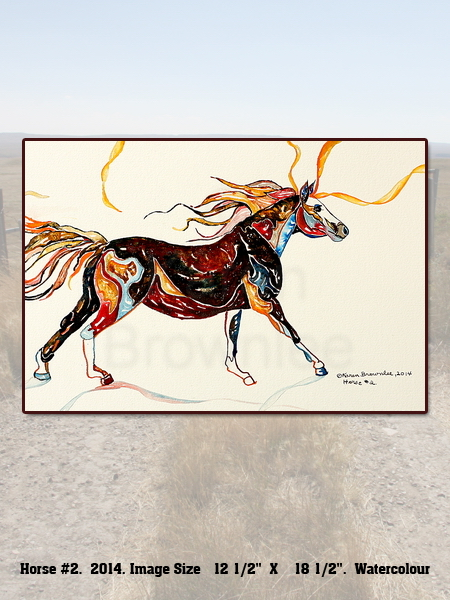 Horse Painting #2