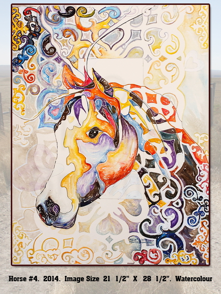 Horse Painting #4