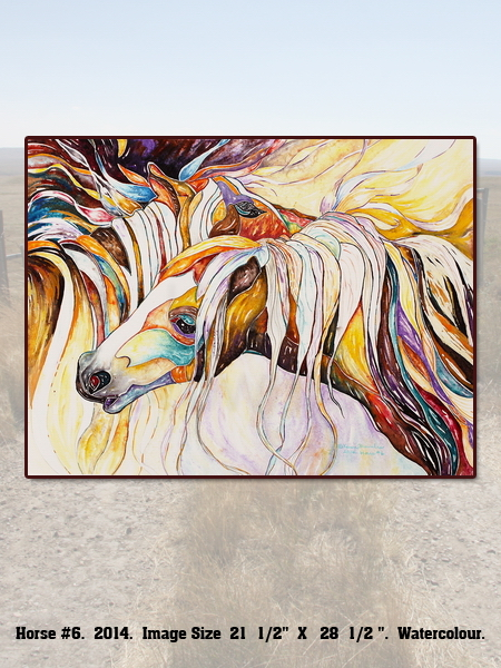 Horse Painting #6